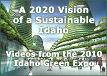A 2020 Vision of a Sustainable Idaho