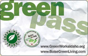 Green Pass Discount Card